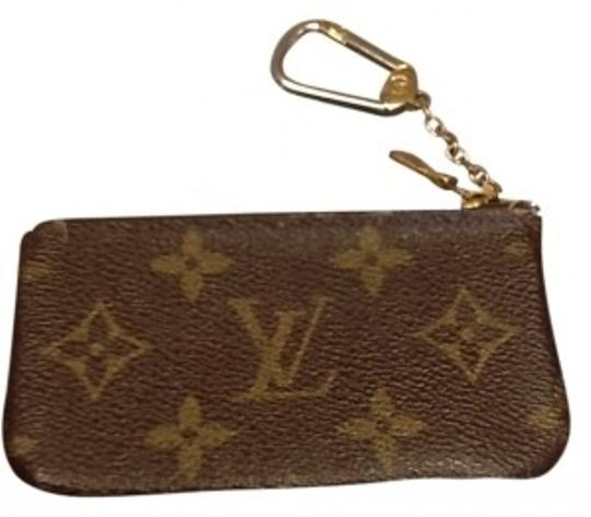 Louis Vuitton Small Louis Vuitton Keychain Pouch