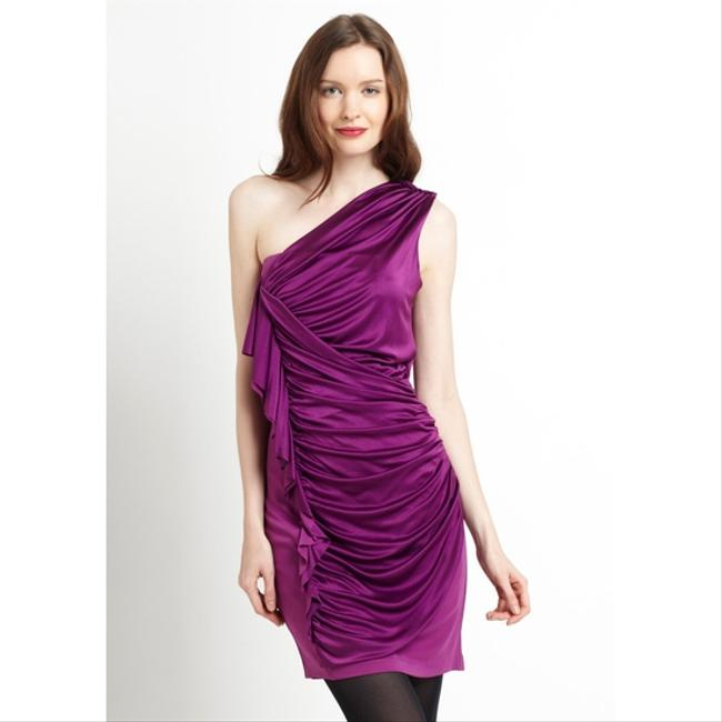 2b. RYCH Draped Asymmetrical One Dress