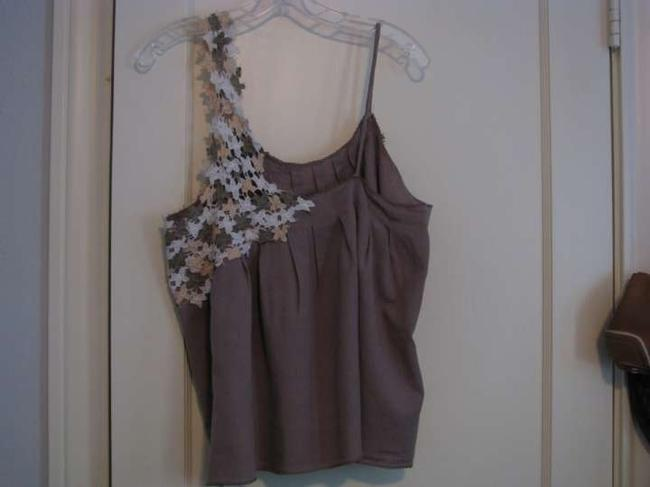 Anthropologie Top Mauve