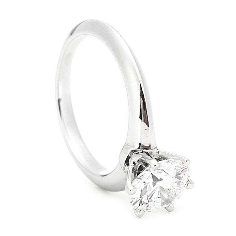 ending brilliant l band never cut diamond platinum ring jewellery product jewelry