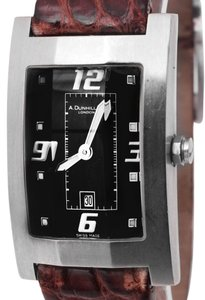 Alfred Dunhill Alfred Dunhill Facet Stainless Steel Watch UF10413