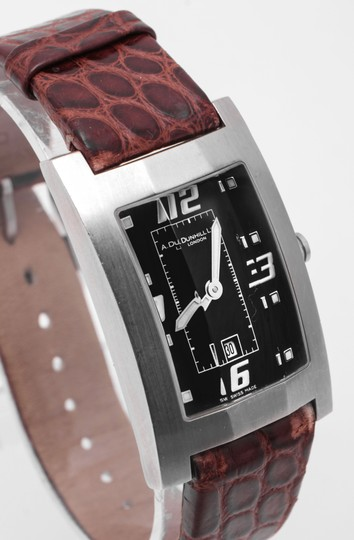 Alfred Dunhill * Alfred Dunhill Facet Stainless Steel Watch UF10413