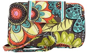 Vera Bradley Iphone Wristlet in Multicolor