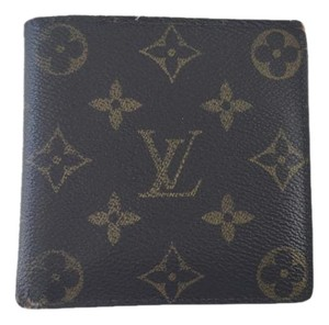 Louis Vuitton Louis Vuitton Monogram Bifold Compact Wallet