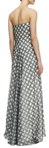 Black and white Maxi Dress by Tadashi Shoji Spring Summer Formal