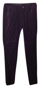 Ralph Lauren Skinny Pants Purple