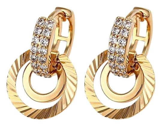 Preload https://img-static.tradesy.com/item/15957388/gold-filled-cz-leverback-ribbed-beauty-earrings-0-1-540-540.jpg