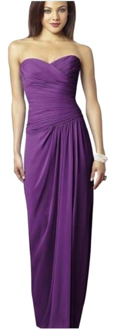 Item - African Violet 6641 Long Night Out Dress Size 12 (L)
