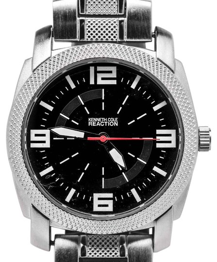 Preload https://img-static.tradesy.com/item/15957874/kenneth-cole-reaction-silverblack-dial-10020325-44mm-watch-0-1-540-540.jpg