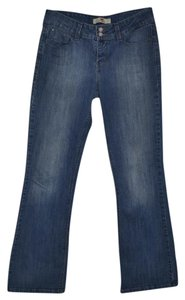 Levi's 526 Slender Casual Boot Cut Jeans-Medium Wash