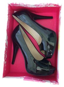 Chinese Laundry Patent Leather Stiletto black Pumps