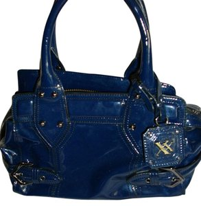 Maxx New York Satchel in Navy