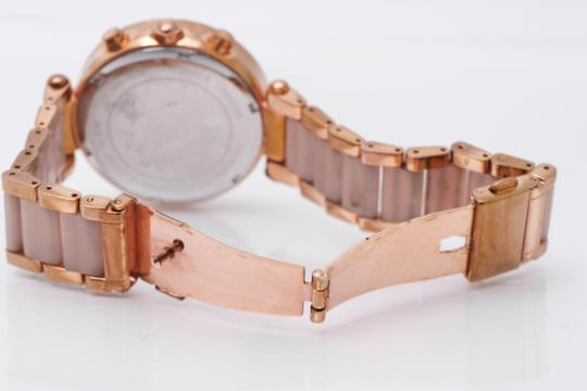 Michael Kors * Michael Kors Parker Rose Gold Watch MK-5896