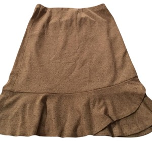 Express Skirt Tan