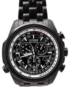 Citizen Citizen Eco-Drive Chronograph WR100 Watch