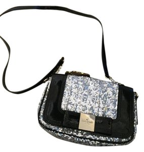 Kate Spade Sequin Metallic Cross Body Bag