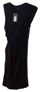 A|X Armani Exchange Draped Date Dress