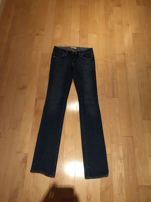 Paige Skinny Jeans-Medium Wash Image 1