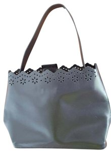 Ann Taylor LOFT Cut-out Shoulder Bag
