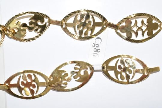 lsbds The Gold Filled Isabella Chain Spring Clasp Necklace