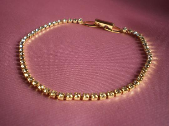 Other Like new crystal tennis bracelet