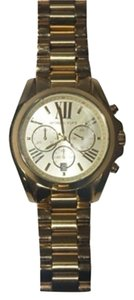 Michael Kors [ENTERPRISE] Michael Kors Gold MK5605 Wrist Watch Women