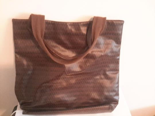 Mario Valentino Tote in Brown