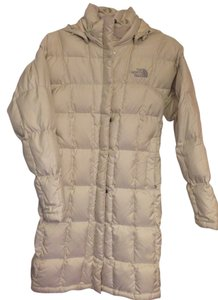 The North Face Parka Quilted Winter Warm Trench Coat