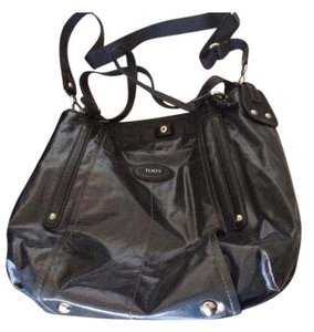 Tod's Crossbody Leather Hobo Bag