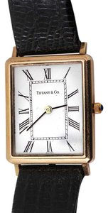 Tiffany & Co. * Vintage Tiffany & Co 14kt Gold Watch - 35mm