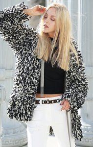 Isabel Marant Black and White Jacket