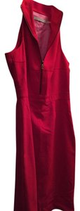 Marc New York short dress RED on Tradesy