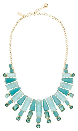 Preload https://img-static.tradesy.com/item/15963418/kate-spade-blue-beach-gem-statement-necklace-0-1-540-540.jpg