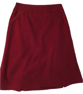 Banana Republic Skirt Maroon