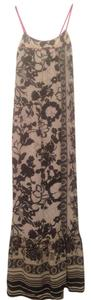 Maxi Dress by Twelfth St. by Cynthia Vincent Floral Print Maxi Resort