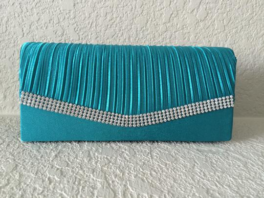 Other Blue Clutch