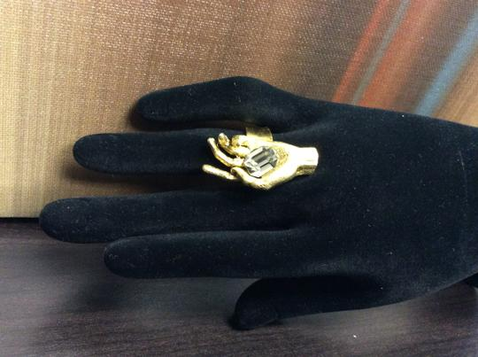 Other Satin Hamilton Gold Hand of the King Ring