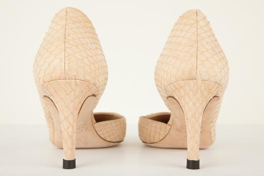 J.Crew Tan Pumps