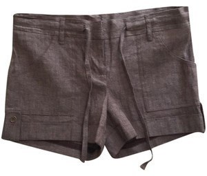 BCBGMAXAZRIA Dress Shorts Brown