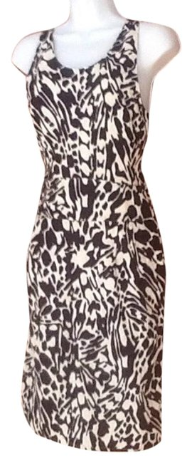 Preload https://item3.tradesy.com/images/marvin-richards-black-and-white-11-short-casual-dress-size-6-s-15964807-0-1.jpg?width=400&height=650