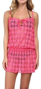 Becca by Rebecca Virtue BECCA By Rebecca Virtue Crochet Keyhole Cover Up