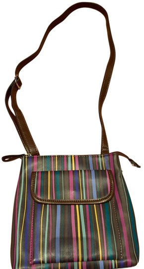 Preload https://item4.tradesy.com/images/relic-stripe-with-wallet-brown-multi-color-synthetic-cross-body-bag-15965593-0-1.jpg?width=440&height=440