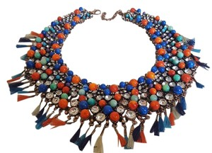 Zara Zara tribal necklace