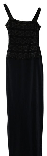 Preload https://img-static.tradesy.com/item/15965734/black-with-lace-top-maxi-long-formal-dress-size-4-s-0-1-650-650.jpg