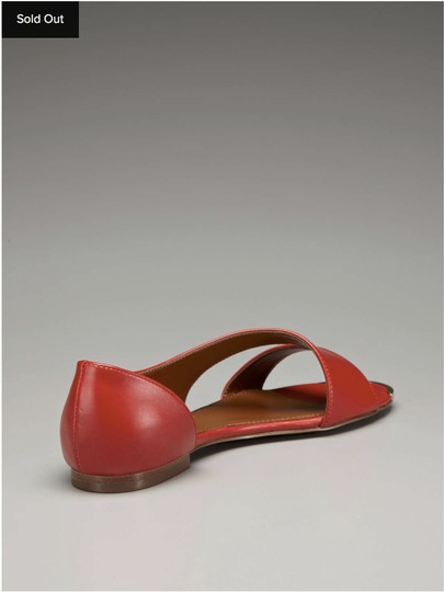 Boutique 9 Red Flats