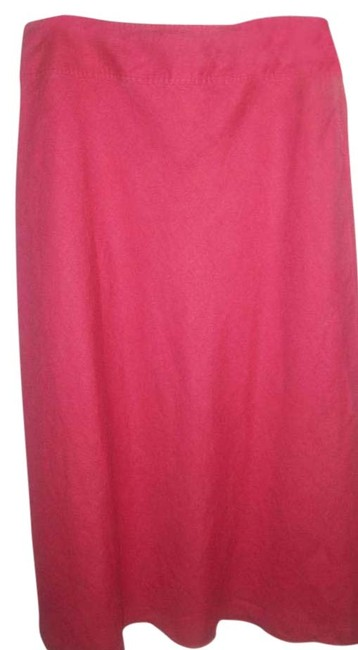 Preload https://img-static.tradesy.com/item/15966205/j-jill-rose-linen-midi-skirt-size-16-xl-plus-0x-0-1-650-650.jpg