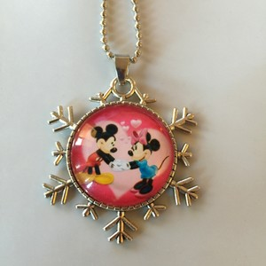 Disney Mickey Mouse Necklace.