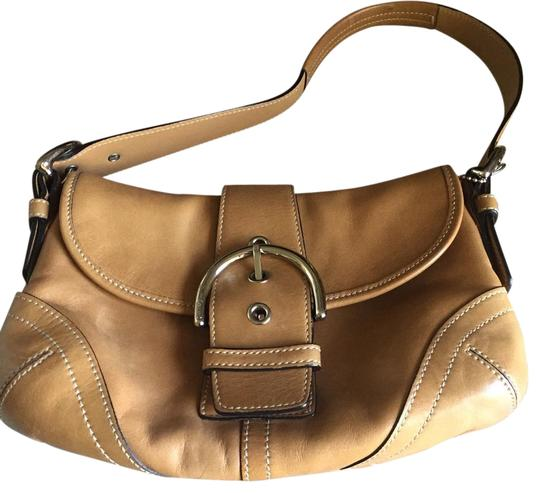 Preload https://item1.tradesy.com/images/coach-tan-leather-baguette-15966580-0-1.jpg?width=440&height=440