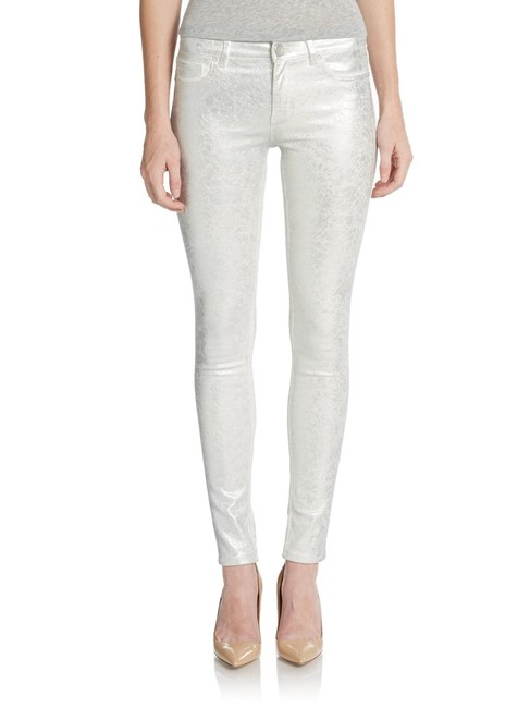 Preload https://item2.tradesy.com/images/elie-tahari-silver-coated-azella-metallic-low-rise-skinny-jeans-size-27-4-s-15966601-0-2.jpg?width=400&height=650