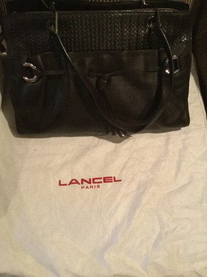 Lancel Tote in Brown